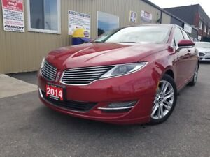 2014 Lincoln MKZ NO TAX SALE 1 WEEK-REMOTE START-LEATHER