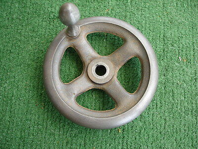 Logan 10 11 Lathe Carriageapron Hand Wheel La-122