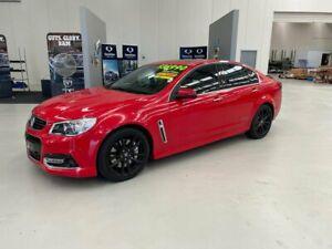 2014 Holden Commodore VF MY14 SS V Redline Red 6 Speed Sports Automatic Sedan Taminda Tamworth City Preview