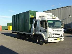 20ft B Grade Shipping Containers delivered to Acacia Ridge Acacia Ridge Brisbane South West Preview