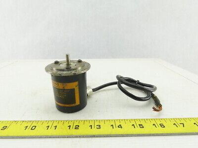 Omron E6c-ab4b 24vdc Absolute Rotary Encoder