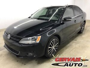 2014 Volkswagen Jetta Highline Tsi Cuir Toit Ouvrant MAGS Blueto