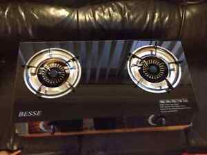 FREE DELIVERY BRAND NEW 2 BURNER STOVE  $39.99 Auburn Auburn Area Preview