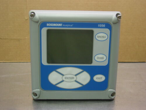 New Rosemount Analytical 1056-01-22-34-AN