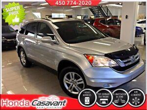 2010 Honda CR-V EX - AWD