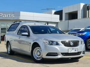 2015 Holden Ute VF MY15 Ute Silver 6 Speed Sports Automatic Utility