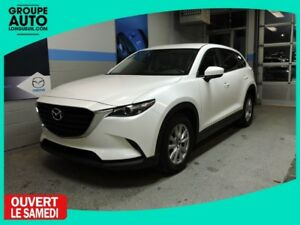 2016 Mazda CX-9 GS 7 PASSAGERS SIEGES CHAUFFANTS LOW MILEAGE