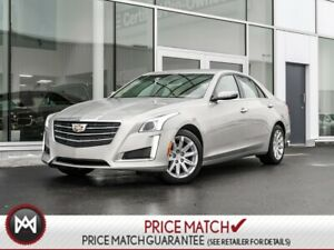 2015 Cadillac CTS Sedan AWD 2.0L Turbo - Luxury