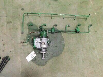 John Deere 4020 Diesel Tractor Injection Pump W Lines Part Ar32564 Tag 933
