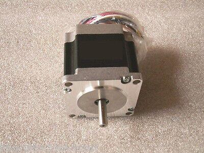 1pc Nema 23 Cnc 425oz-indual Shaft4-lead Stepper Motor Router 3d Printer