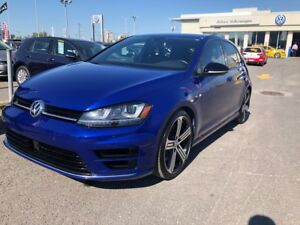 2016 Volkswagen Golf R Tech Pack Manuelle