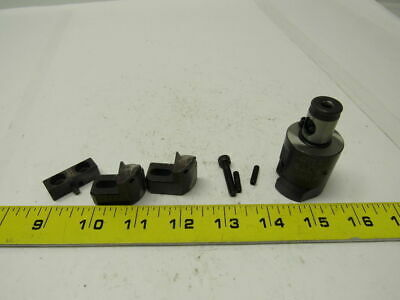 Komet G0401010 Rough Boring Tool Adaptor Body Wdouble Indexable Insert Cutters