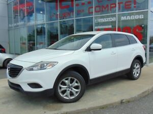 2013 Mazda CX-9 GS AWD,7 PASSAGERS,   ECRAN TACTILE,