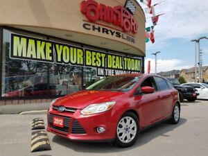 2012 Ford Focus SE KEYLESS CLEAN CARPROOF SAVE ON FUEL