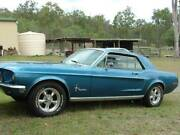 ford mustang Tamborine Ipswich South Preview