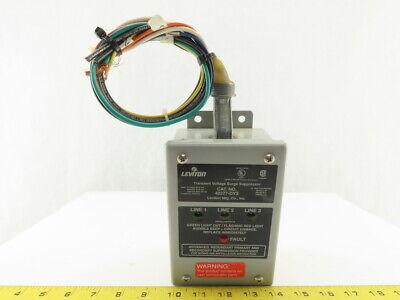 Leviton 42277-dy3 Transient Voltage Surge Suppressor 277480v 5060hz