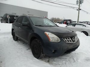 2012 Nissan Rogue SV/BLUETOOTH/CAMÉRA DE RECULE/CRUISE CONTROL