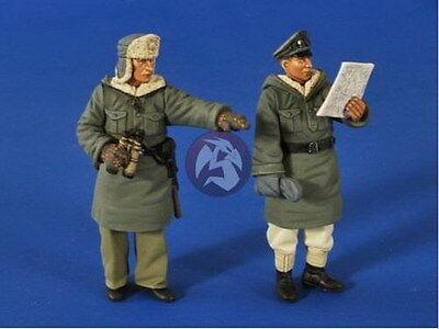 Verlinden 1/35 VP 2597 2 German Soldiers of a Reconnaissance Unit