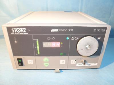 Storz Xenon 300 Watt Light Source With Air Model 201331-20