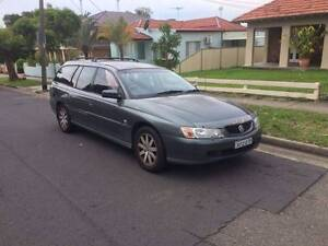 Jan 2018 Rego - 2003 Holden Commodore Wagon Lidcombe Auburn Area Preview