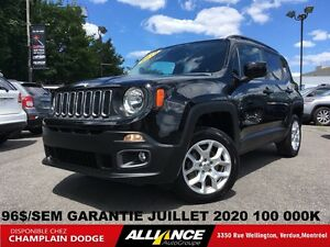 2015 Jeep Renegade NORTH 96$/SEM 4X4 AUTO,MAG,BLUETOOTH,,IMPECCA