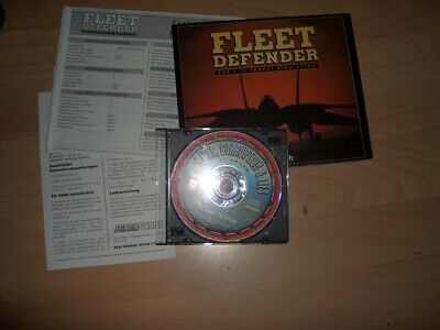Fleet Defender - the F14 Tomcat Simulation gebraucht kaufen  Wasbüttel