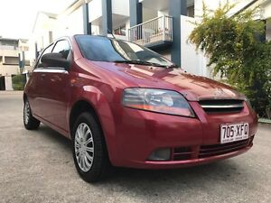 Daewoo kalos 2003 new 6mounth REGO (same Holden barina) Woolloongabba Brisbane South West Preview