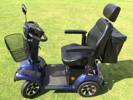 Top Quality Eureka Tango Mobility Scooter White Gum Valley Fremantle Area Preview