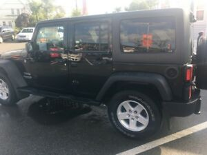 2013 Jeep Wrangler Unlimited Sport REMOVABLE HARD TOP...VERY CLE
