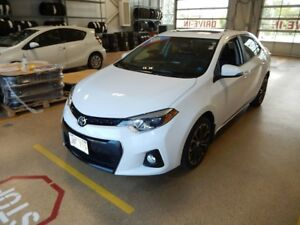 2016 Toyota Corolla S Technology Like new