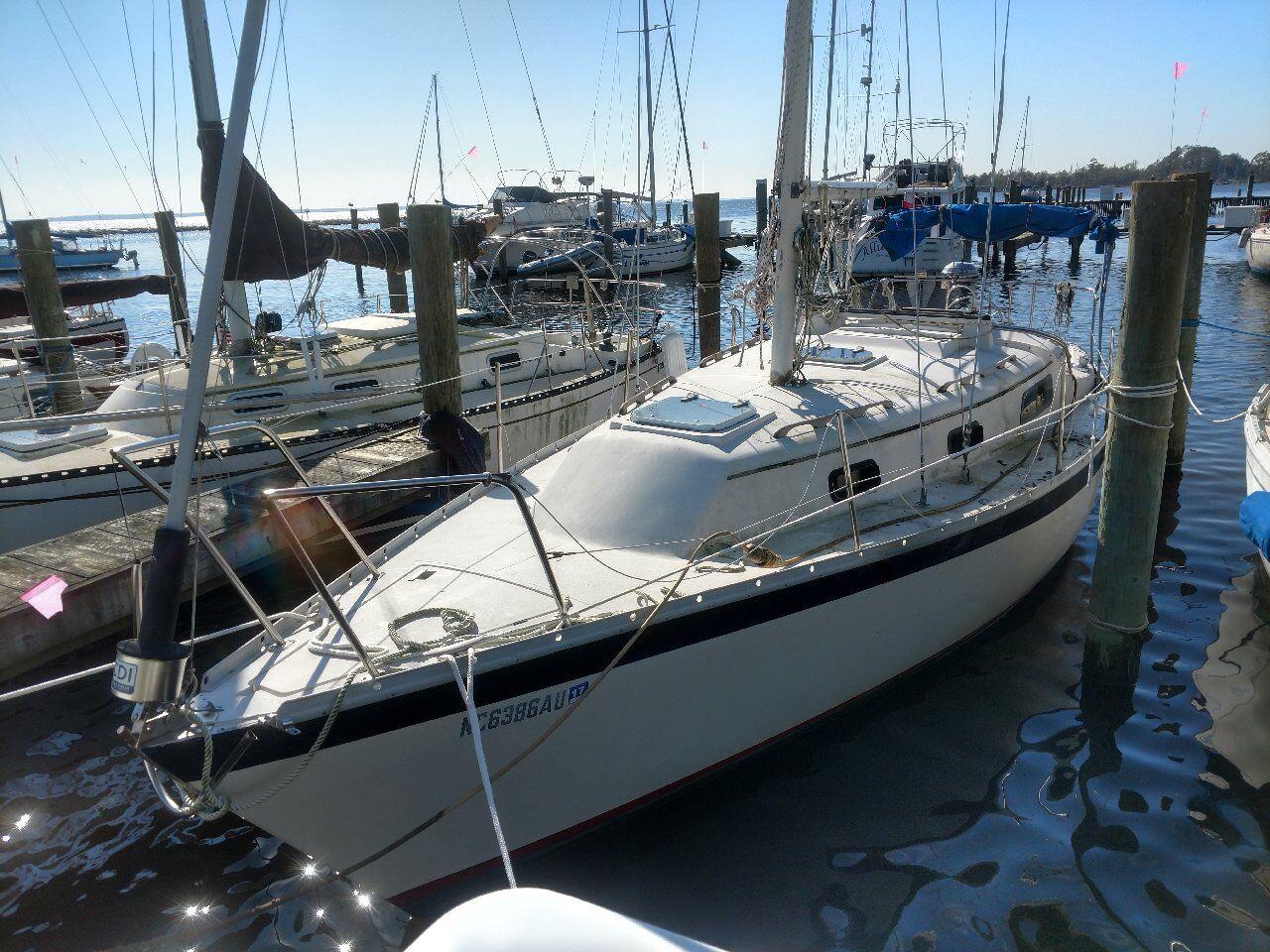 1981 Irwin Citation 30' Sailboat - North Carolina