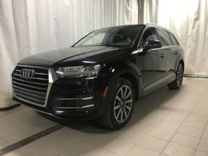 2017 Audi Q7 Technik 3.0T + Audi Care