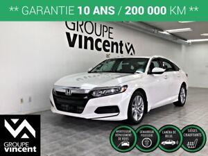 2018 Honda Accord LX **GARANTIE 10 ANS**