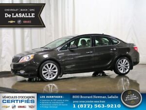 2014 Buick Verano CX Clean, Well Maitained, Affordable Luxury!