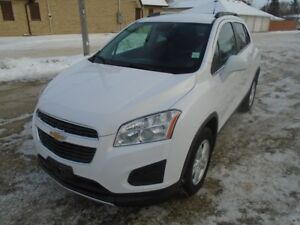 2014 Chevrolet TRAX Sports Utility Vehicle