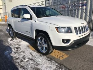 2015 Jeep Compass High Altitude AWD