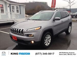 2016 Jeep Cherokee North 4X4..$214 B/W..LOW KMS..GOLD PLAN WARR.