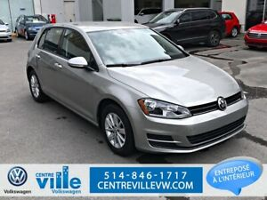 2016 Volkswagen Golf TRENDLINE PLUS +CAMERA+CARPLAY+BLUETOOTH-LO