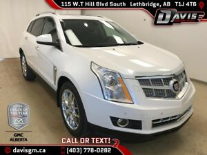 2013 Cadillac SRX Performance Collection HEATED LEATHER, ULTR...