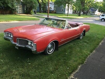 1968 Oldsmobile Eighty-Eight standard 1968 oldsmobile Convertible