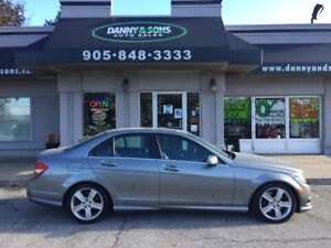 2010 Mercedes-Benz 300CE C 300  SNOW TIRES INCLUDED BLACK FRIDAY