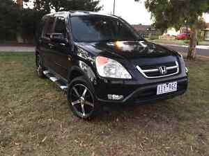 Honda crv luxury sports full option very good car Roxburgh Park Hume Area Preview