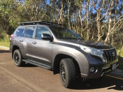 Toyota Landcruiser Prado GXL 2016 Auto Marcoola Maroochydore Area Preview