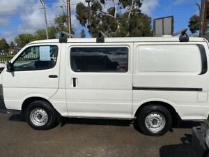 2004 Toyota HiAce RZH103R White 5 Speed Manual Van Woodville Park Charles Sturt Area Preview