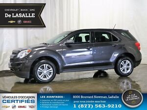 2013 Chevrolet Equinox LS Low Millage, Well Maintained..!