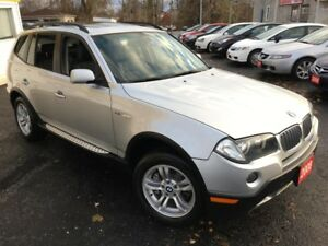 2008 BMW X3 Leather / Panoramic Sunroof / Fully Loaded!