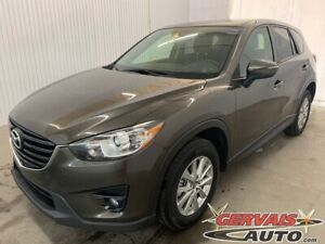 2016 Mazda CX-5 GS Luxe AWD Cuir Toit Ouvrant MAGS Bluetooth
