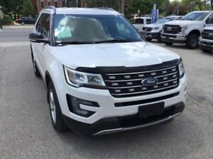 2017 Ford Explorer XLT | 4WD | One Owner | Bluetooth