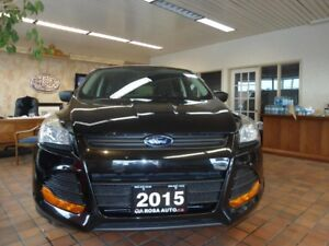 2015 Ford Escape Auto, ONE OWNER, NO ACCIDENT,LOW KM, AUX, MICHE
