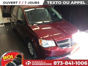 2014 Dodge Grand Caravan SE 7 PLACES / AIR CLIM. / GR. ÉLECTRIQU